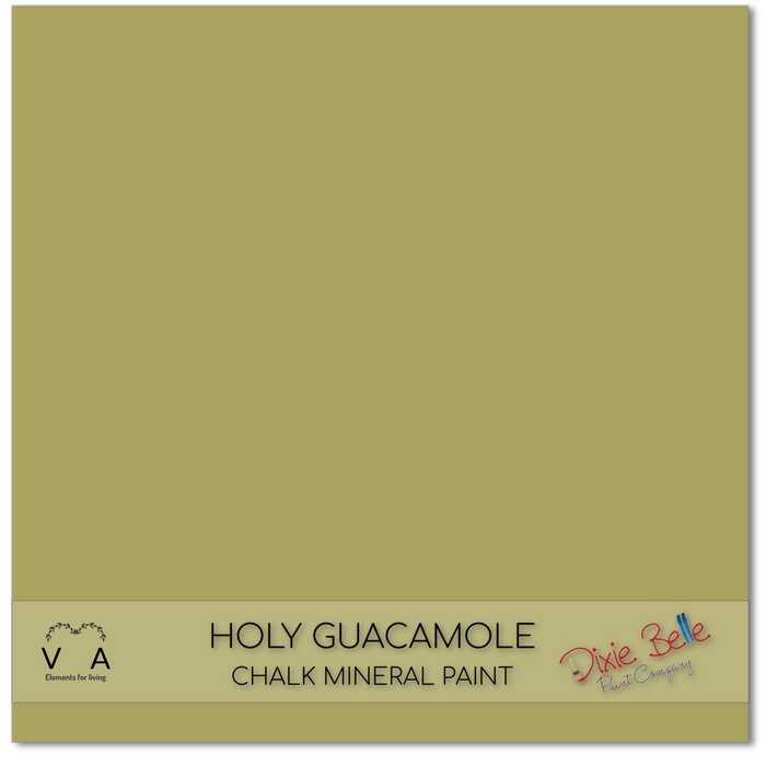 Holy Guacamole - green - Dixie Belle Paint Chalk Mineral Paint