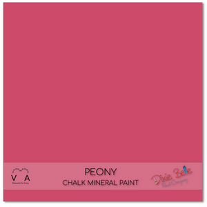 Peony Hot Pink Dixie Belle Chalk Mineral paint available to buy online from official UK online retailer and approved stockist Vintage Attic Sevenoaks, Kent