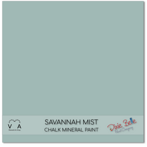 Savannah mist duck egg green aqua Dixie Belle Chalk Mineral paint available to buy online from official UK Premier online retailer and approved stockist Vintage Attic Sevenoaks, Kent