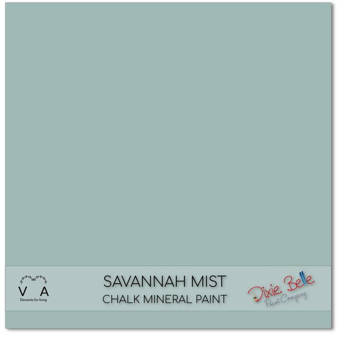 Savannah Mist - light blue/grey - Dixie Belle Paint Chalk Mineral Paint
