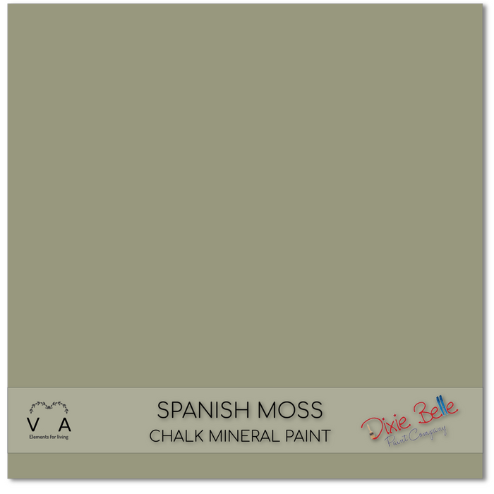Spanish Moss- Green - Dixie Belle Paint Chalk Mineral Paint