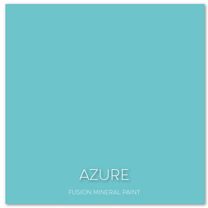 Fusion™ Mineral Paint - Azure - Blues & Greens - Penny & Co