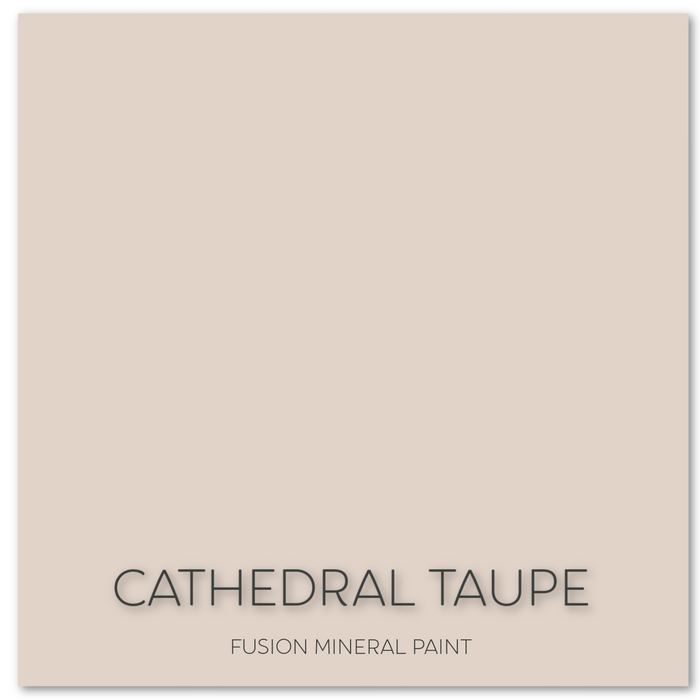 Fusion™ Mineral Paint - Cathedral Taupe - Whites & Neutrals - Classic Collection