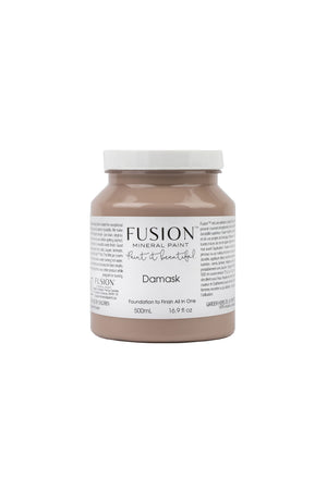 Fusion™ Mineral Paint - Damask - Pinks & Reds -