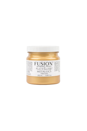 Metallic Paint | Fusion™ Mineral Paint - Pale Gold - Metallics