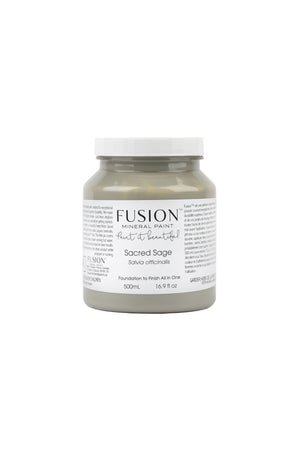 Fusion™ Mineral Paint - Sacred Sage - Blues & Greens - Lisa Marie Holmes