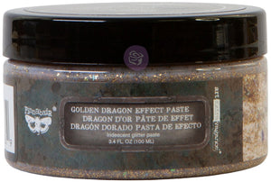 **NEW** Re-Design Prima Decor - Effect Paste - Golden Dragon