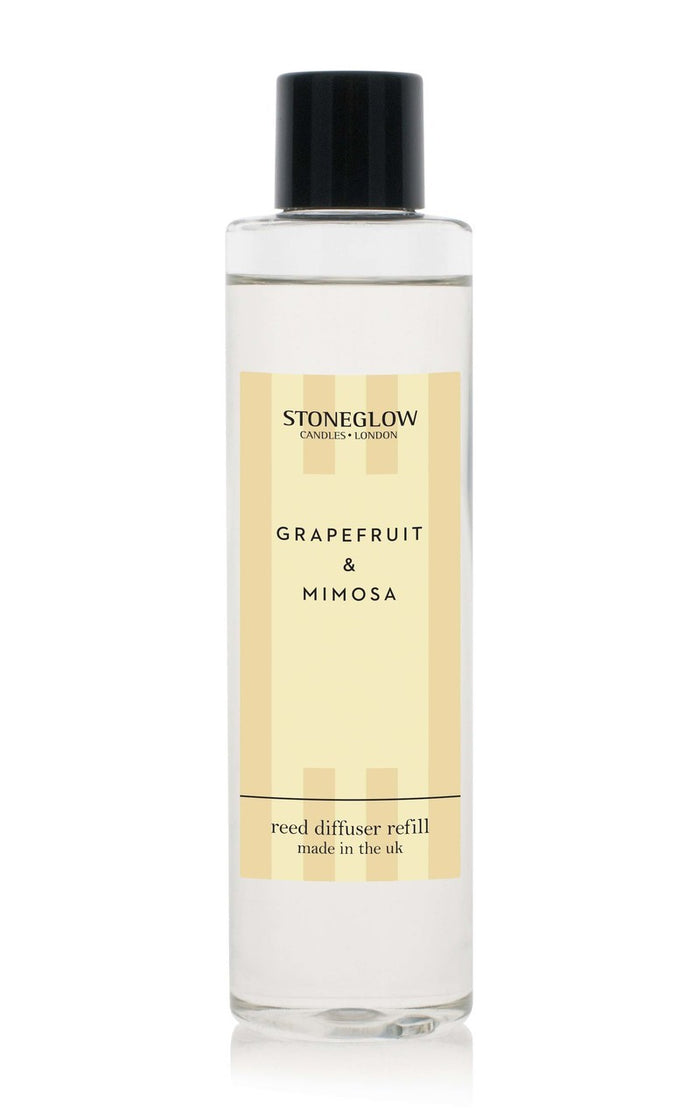 Modern Classic - Grapefruit & Mimosa Diffuser Refill - Stoneglow