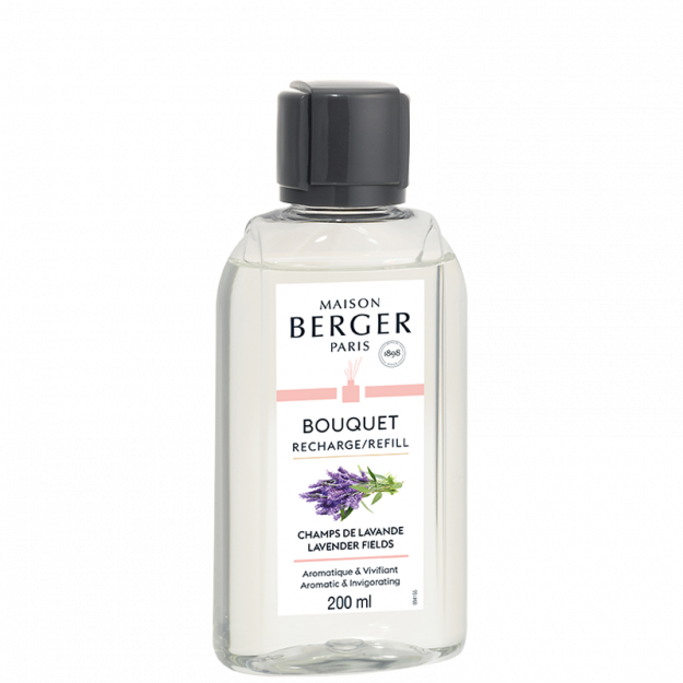 Maison Berger - Fragrance - Lavender Fields - Scented Bouquet REFILL