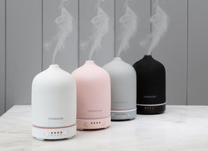 Stoneglow Mist Diffuser availalbe from Vintage Attic Sevenoaks Fragrance your home beautifully