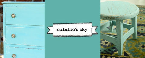 Miss Mustard Seeds Milk Paint - Eulalie's Sky