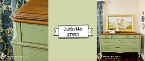 Miss Mustard Seeds Milk Paint - Lucketts Green