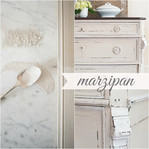 European Colours - Miss Mustard Seeds Milk Paint - Marzipan