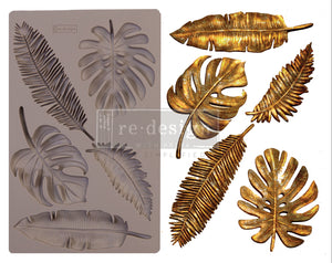 Monstera moulds Prima Redesign Vintage Attic Sevenoaks Furniture Decals