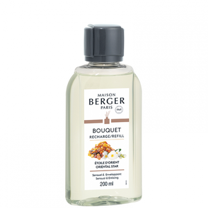 Maison Berger - Fragrance - Oriental Star - Scented Bouquet REFILL