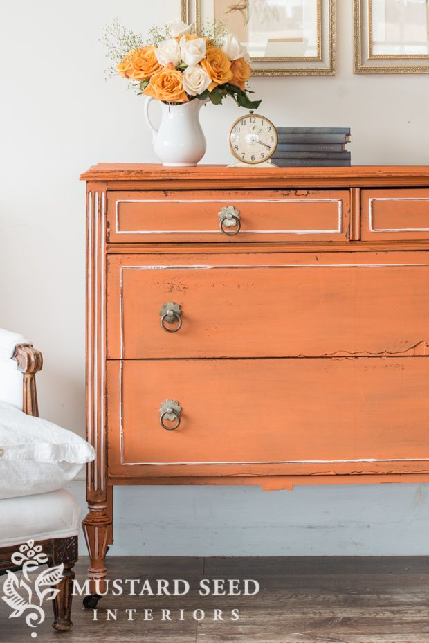 Miss Mustard Seeds Milk Paint - Outback Pettycoat