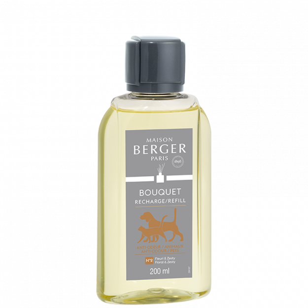 Maison Berger - Fragrance - Anti-Odor Pet - Scented Bouquet REFILL