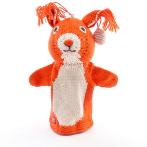Chunki Chilli - Hand Puppet - Red Squirrel