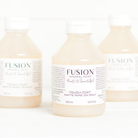 FUSION™ FINISHING PRODUCTS