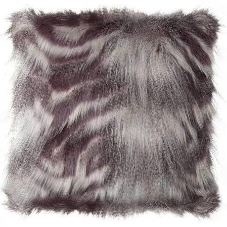 Wild Cat Faux Fur Cushion - Parlane