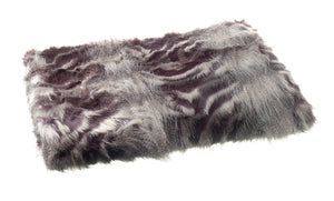 Parlane Wild cat throw - faux fur - available from official online retailer and approved uk stockist, Vintage Attic Sevenoaks, Kent