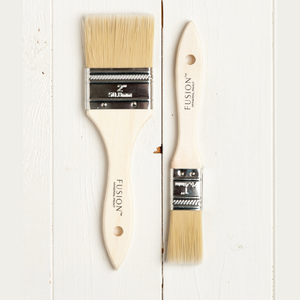 Fusion Mineral Paint Synthetic Flat Brush 2 inch