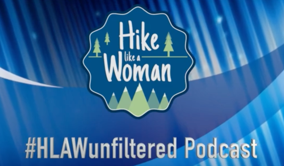 Hike Like a Woman Podcast Contour Creative Devan Nichols #HLAWunfiltered