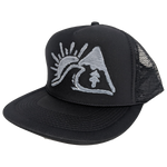 Sunrise Trucker Cap - Contour Creative