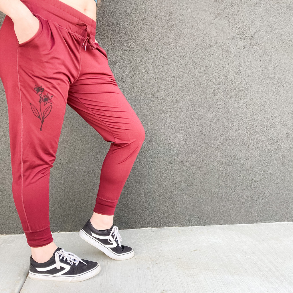 Avalanche Lily Ladies Lightweight Jogger