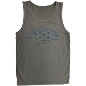 Escape Unisex Soft Tank - Contour Creative