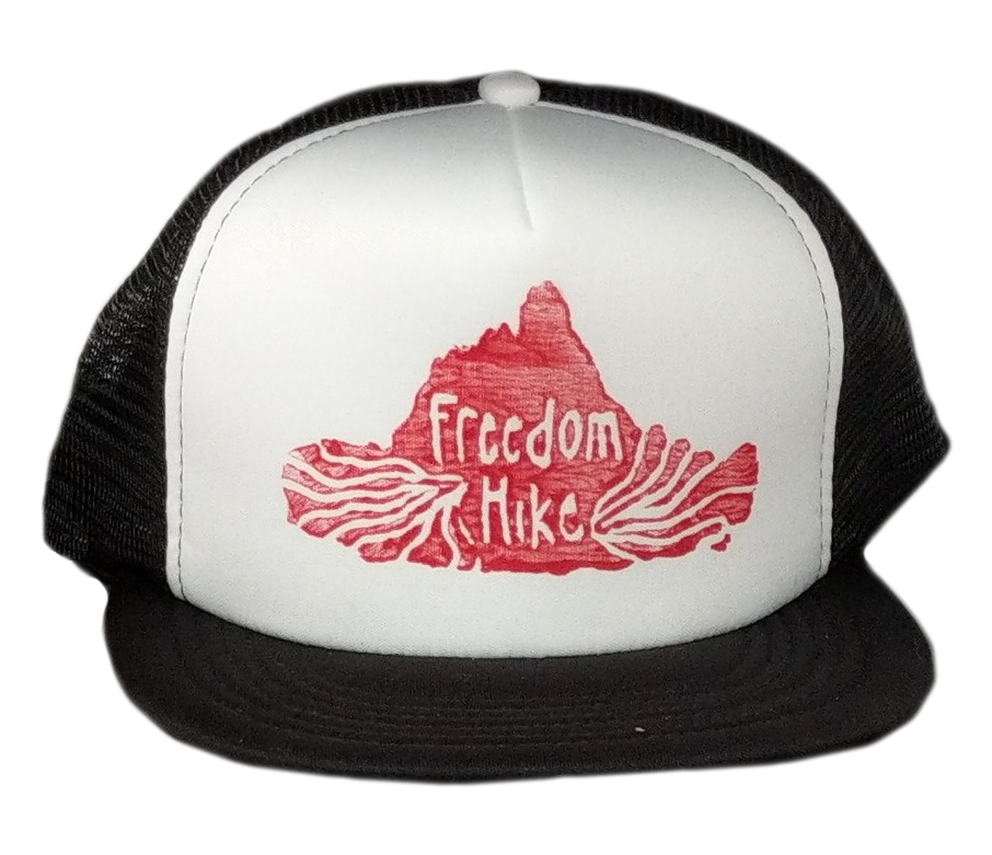 *PREORDER* Freedom Hike Trucker Cap - Contour Creative