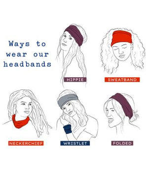 All-the-Things Organic Headband