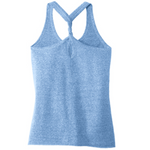 Palm Ladies Twisted Tank - Contour Creative