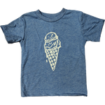 Ice Cream Toddler Tee - Contour Creative