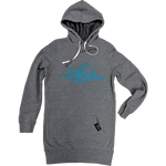 Waves Ladies Hoodie Dress