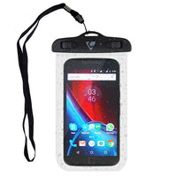 Ceego Waterproof Universal Mobile Pouch / Case – For phones up to 6 inches