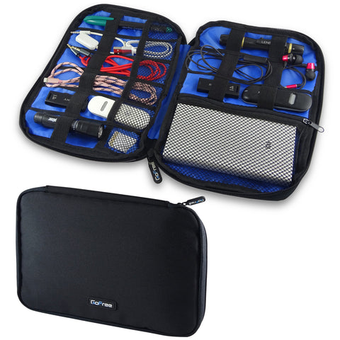 GoFree Digital Accessories Organizer Pouch / Case