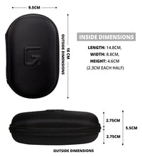 GoFree Mouse Travel Carry Case – Fits all Kinds of Wired & Wireless Mouse – Compact and Shock-Proof Mouse Cover