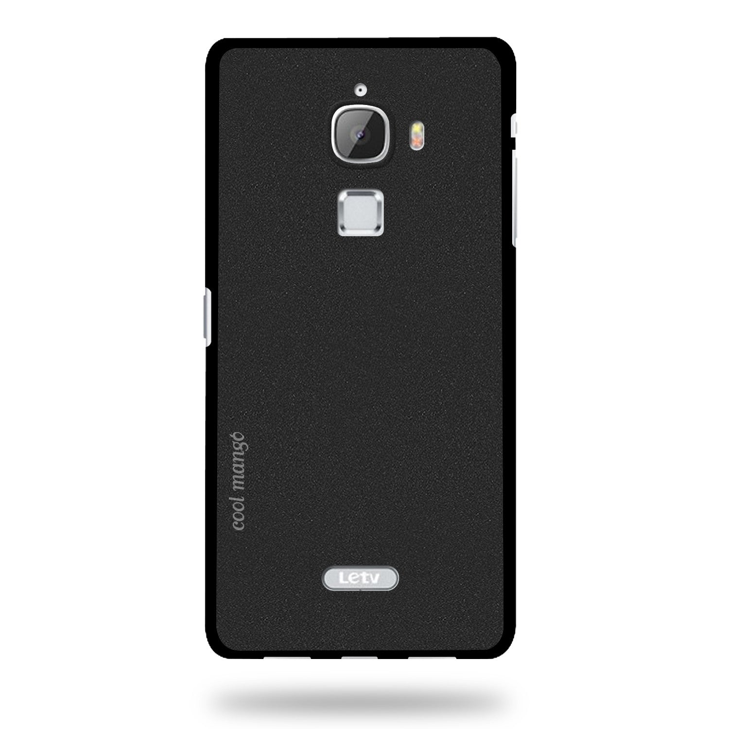 Flexible TPU Back Cover for Letv Le Max - Black