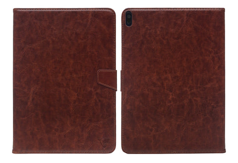 Ceego Tablet Case for Lenovo Tab 4 10 ( Walnut Brown)