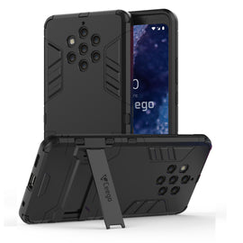 Ceego Stealth Defence Back Case for Nokia 9 Pure View  – Matte Black