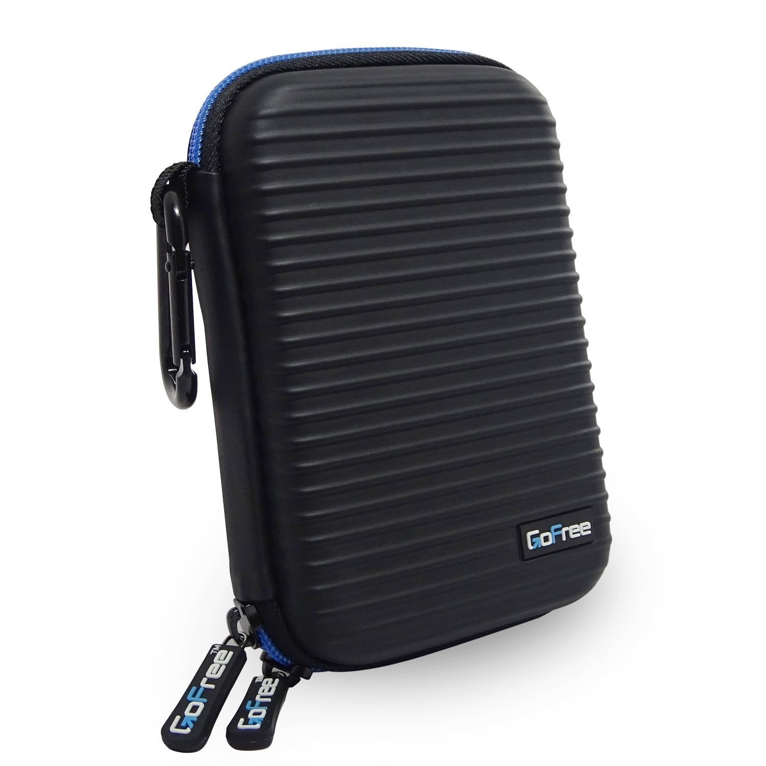 GoFree Double Protection Armor Hard Disk Carrying Case