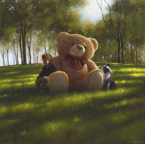 'Bear With Me' © - Normally 300.00 euro