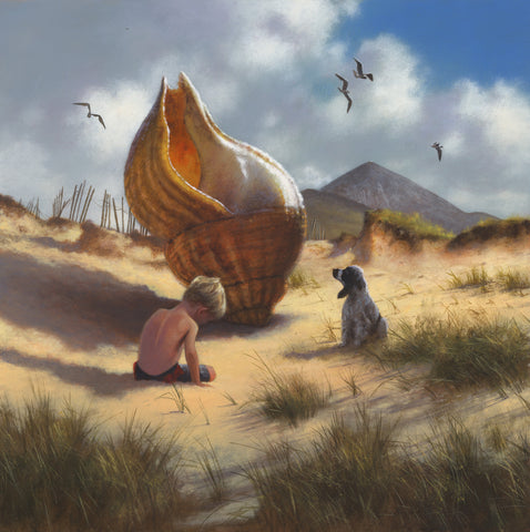 'The Shellfish Giant' © SOLD