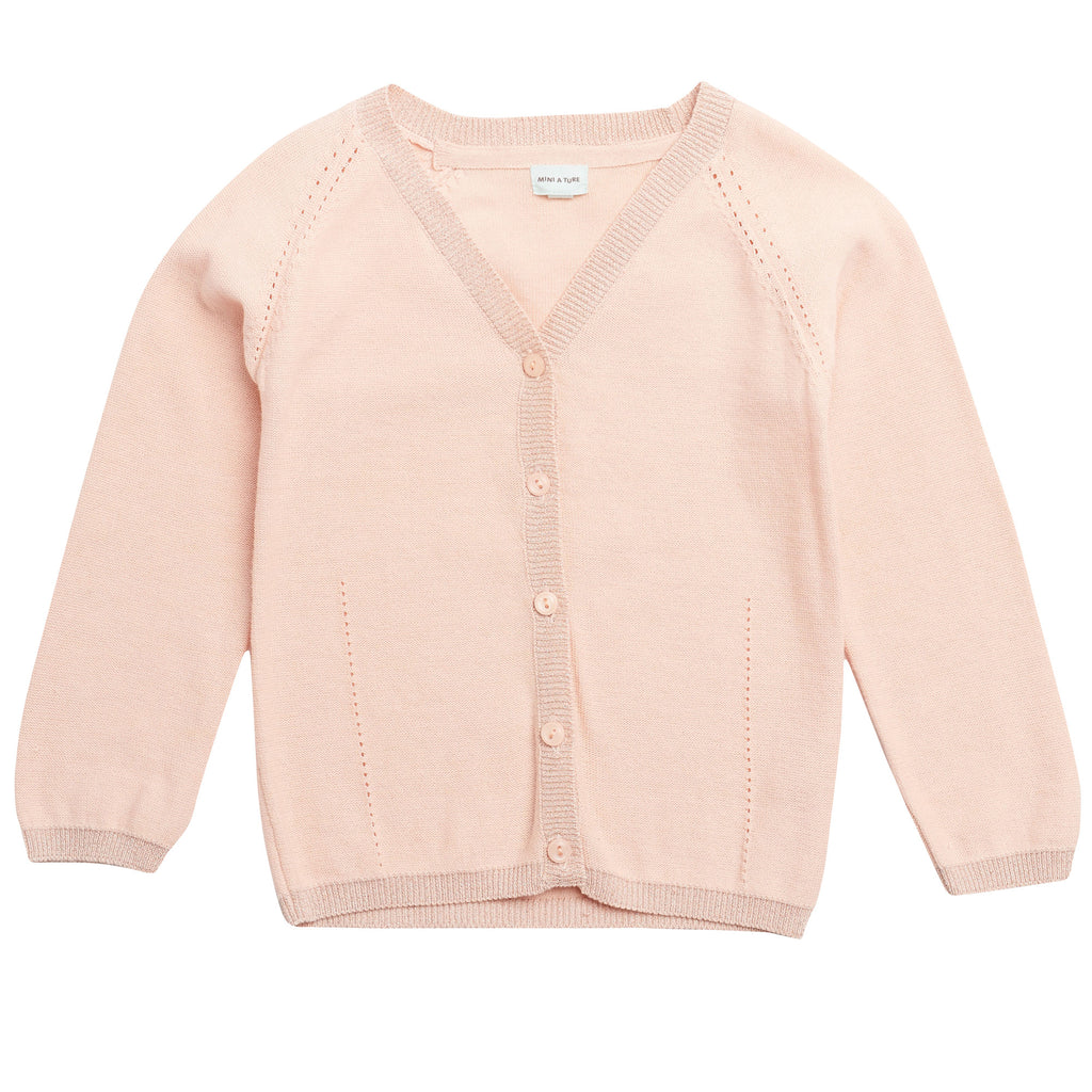 Girls Betsey Cardigan
