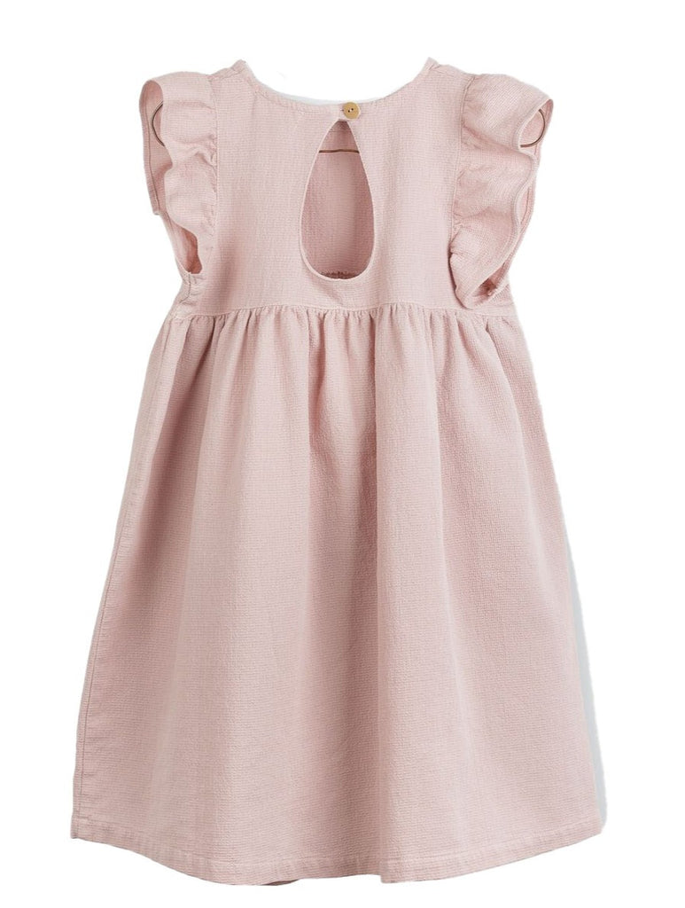 Dress Shania Powder Pink Dress