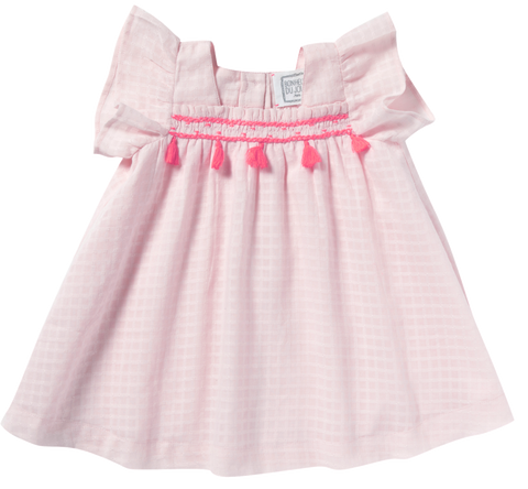 Girls Florianne Pink Dress