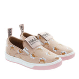 Girls Cienfuegos Rose Seta Slip-On Trainers