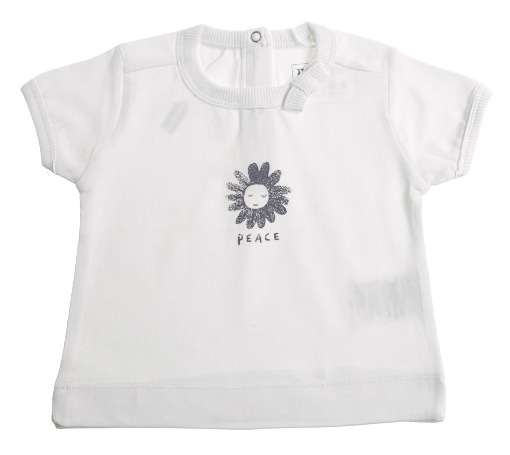 Baby Peace White T shirt