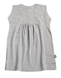 Baby striped Grey and White Dress